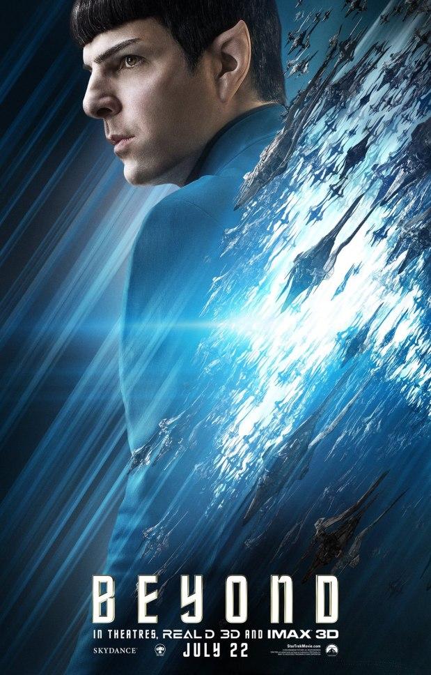 Star Trek Beyond_Spock Character Poster