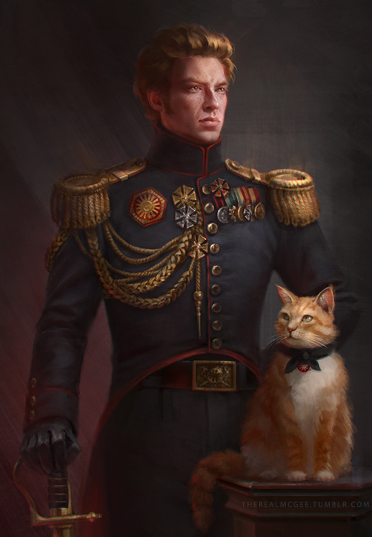 Star Wars Regency AU General Hux
