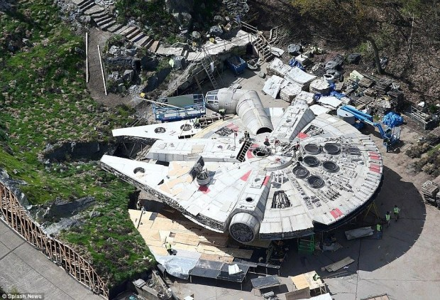 Star Wars_Episode VIII_Set Photo