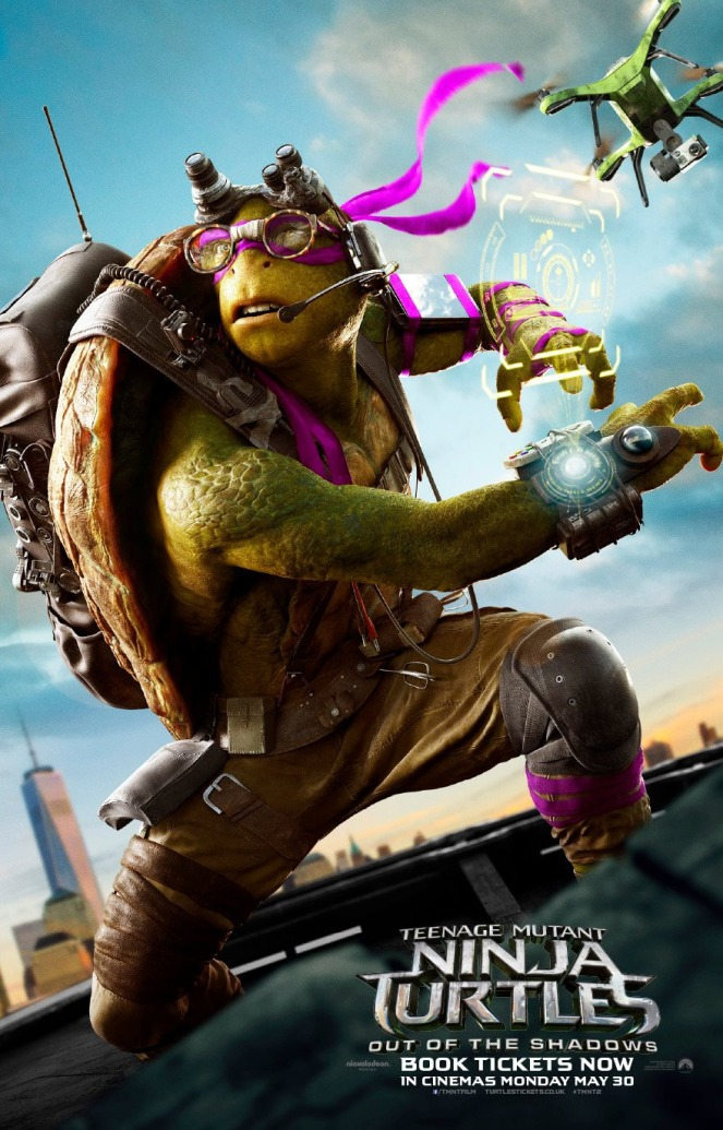 Teenage Mutant Ninja Turtles_Out of the Shadows_Character Poster (4)