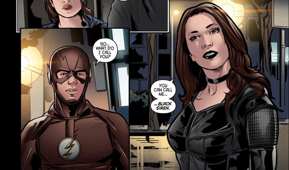 The Flash_Invincible Comic Preview2