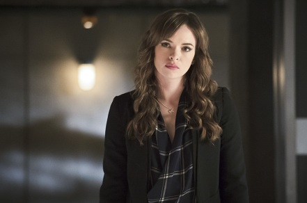 "The Flash -- ""The Race of His Life"" -- Image: FLA223a_0069b.jpg -- Pictured: Danielle Panabaker as Caitlin Snow -- Photo: Katie Yu/The CW -- © 2016 The CW Network, LLC. All rights reserved."