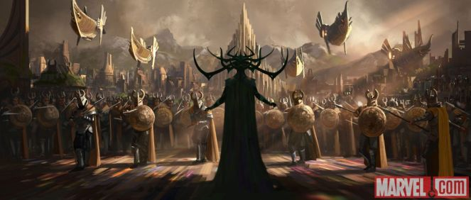 Thor_Ragnarok concept art
