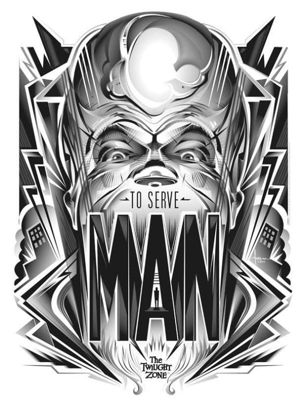 TO SERVE MAN_By Orlando Arocena