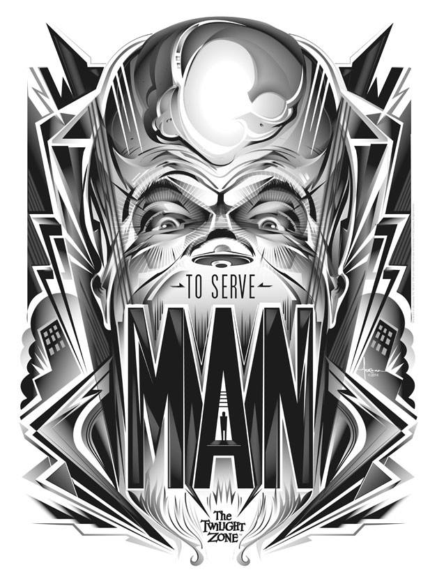 TO SERVE MAN_By Orlando Arocena