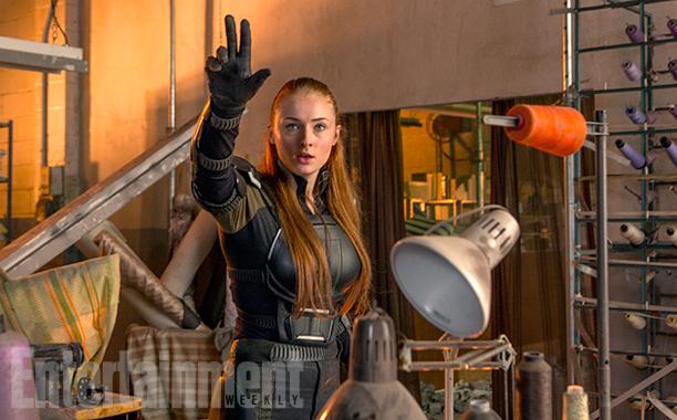 X-Men: Apocalypse Sophie Turner as Jean Grey