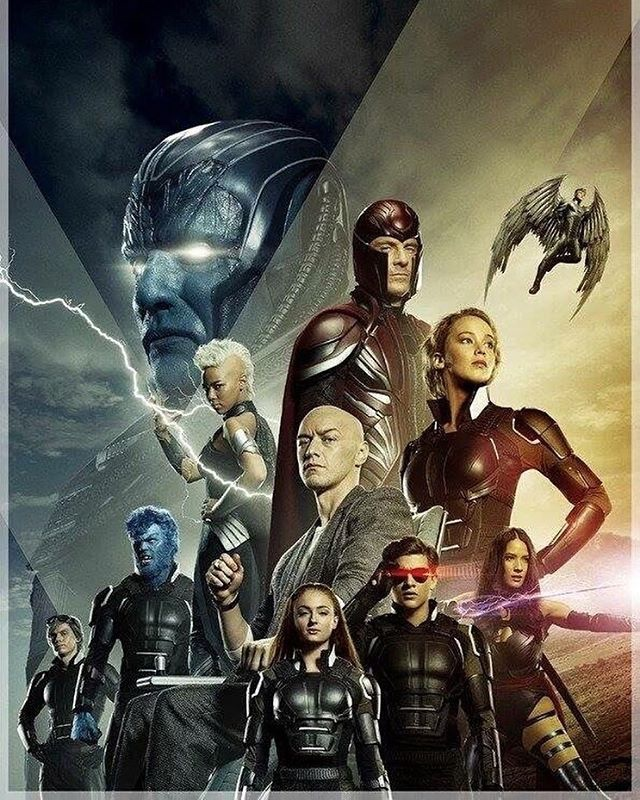 X-Men_Apocalypse_Promo Poster