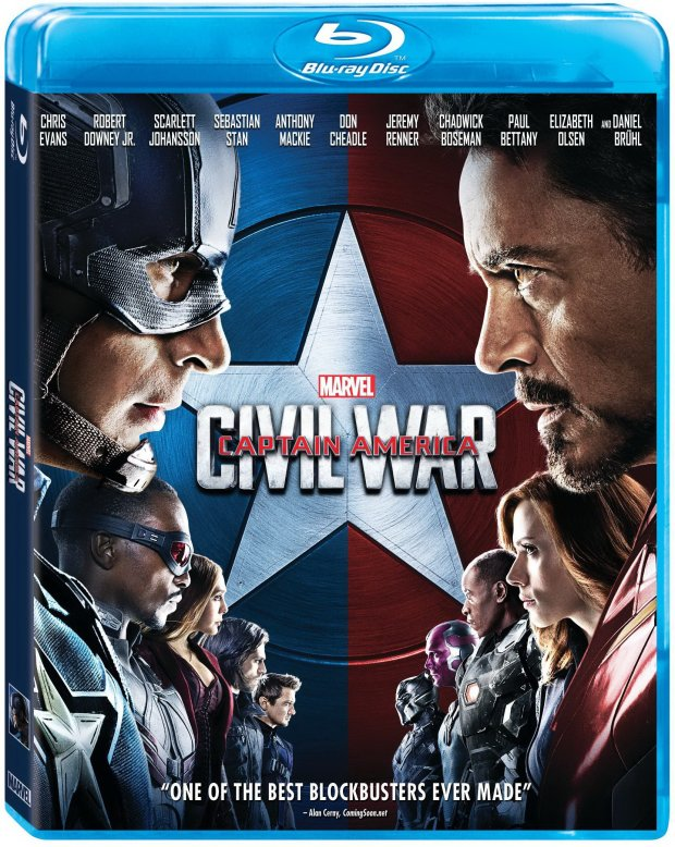 Captain America_Civil War_Blu-Ray