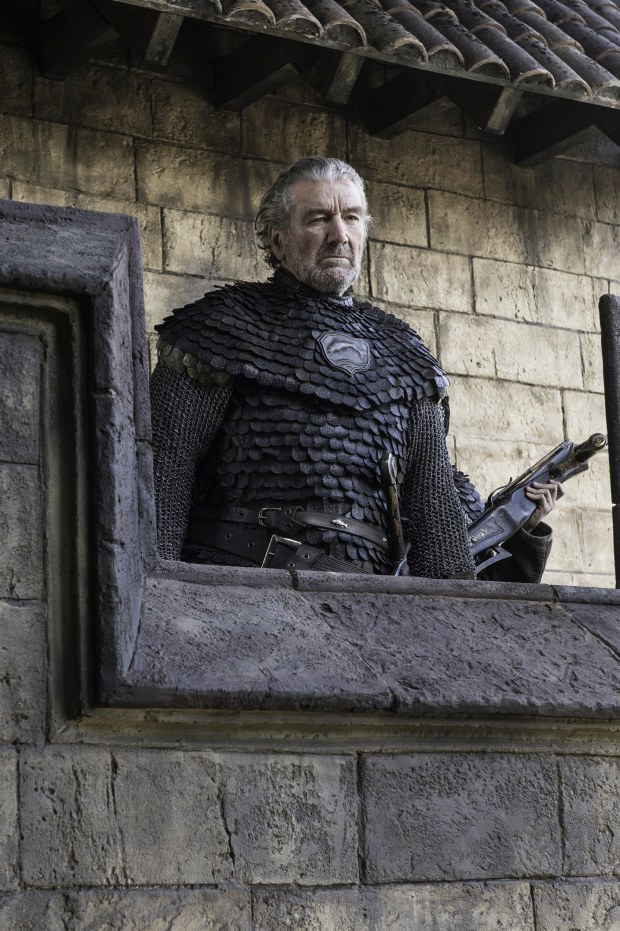 Clive Russell as Blackfish Tully. Credit: Helen Sloan/HBO