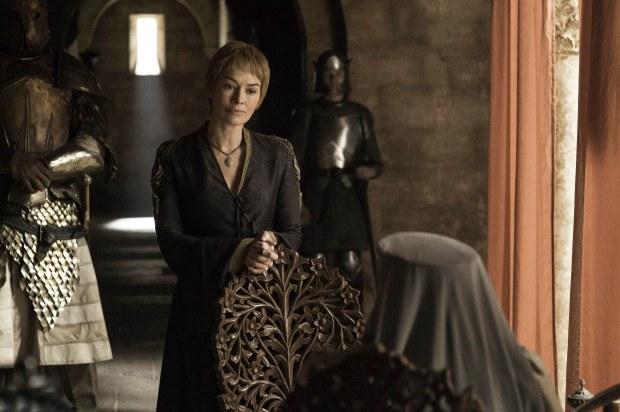 Lena Headey as Cersei Lannister. Credit: Helen Sloan/HBO