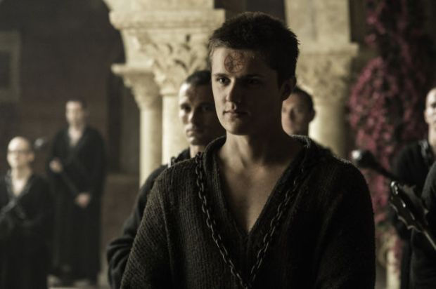 Eugene Simon as Lancel Lannister Credit: Helen Sloan/HBO