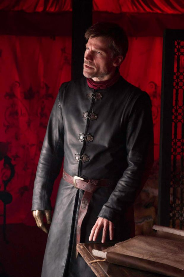 Nikolaj Coster-Waldau as Jaime Lannister Credit: Helen Sloan/HBO