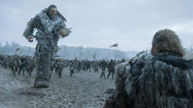 Ian Whyte as Wun Wun. Credit: Courtesy HBO