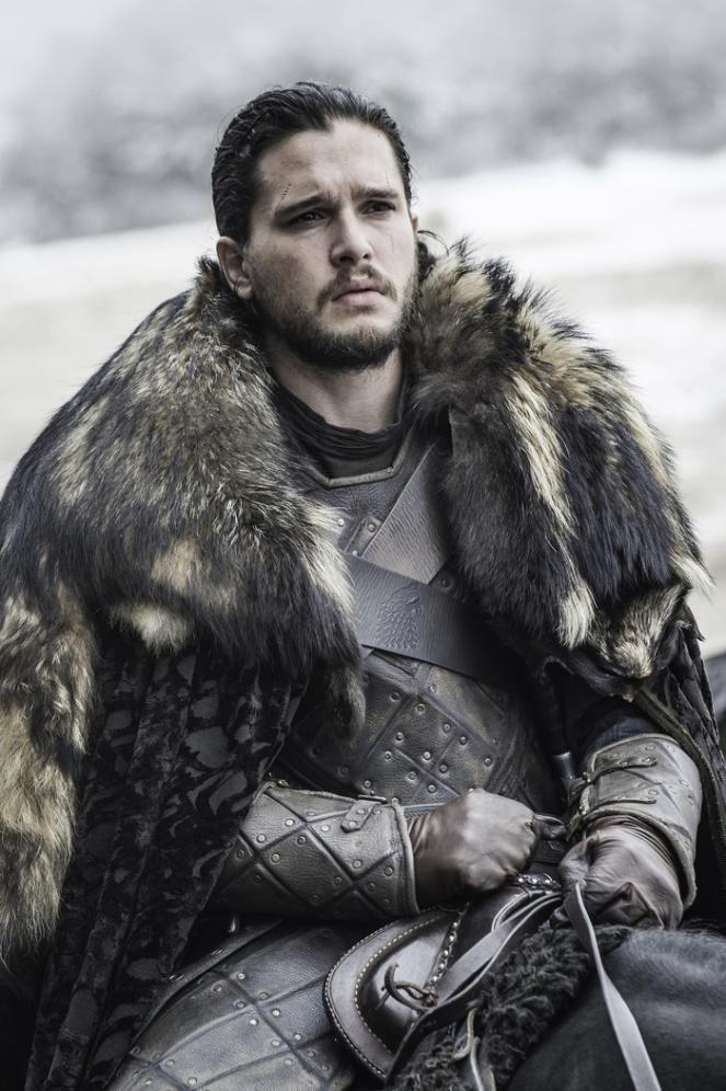 Kit Harington as Jon Snow. Credit: Helen Sloan/HBO