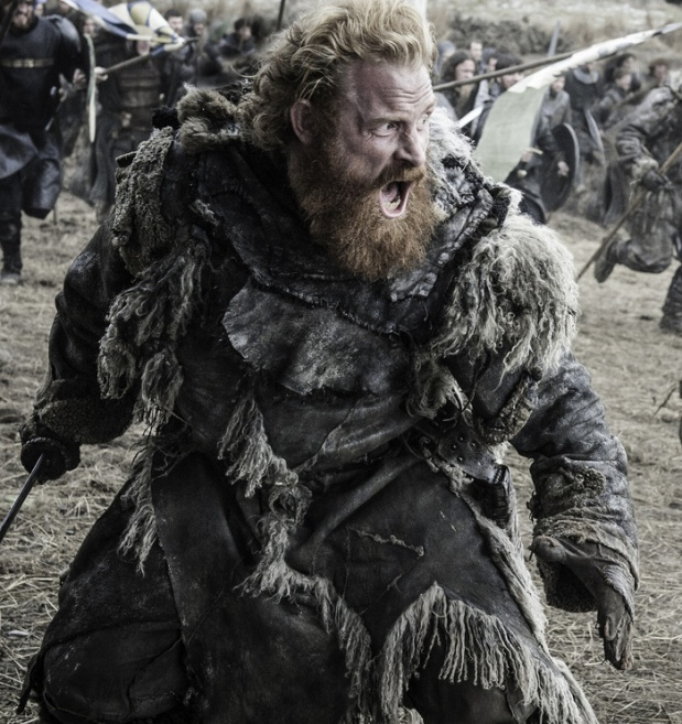 Kristofer Hivju as Tormund Giantsbane. Credit: Helen Sloan/HBO