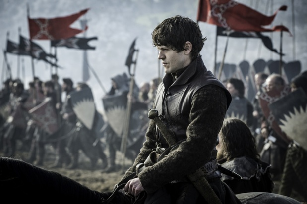 Iwan Rheon as Ramsay Bolton. Credit: Helen Sloan/HBO