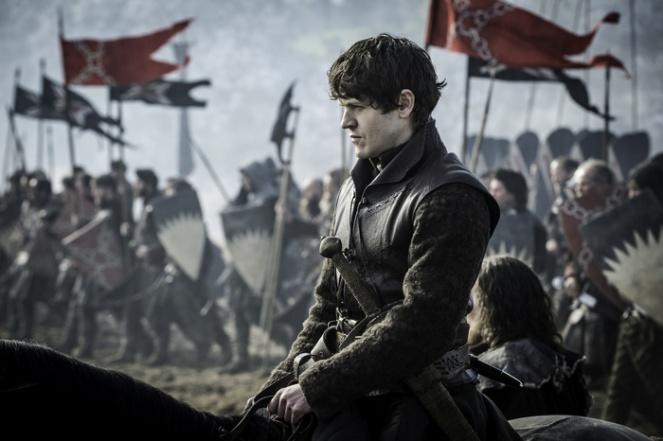 Iwan Rheon as Ramsay Bolton. Credit: Helen Sloan/HBO