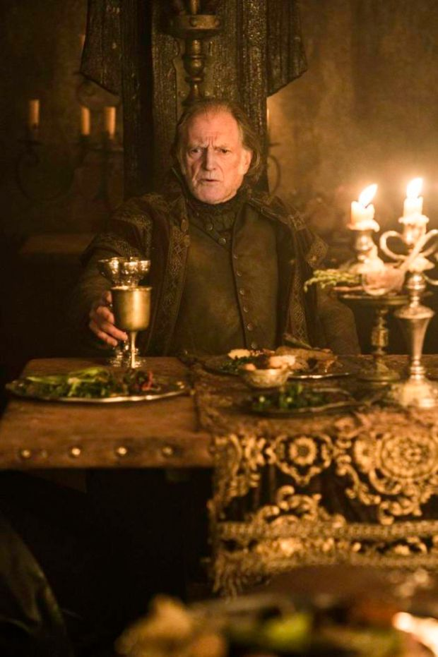 David Bradley as Walder Frey. Credit: Helen Sloan/HBO