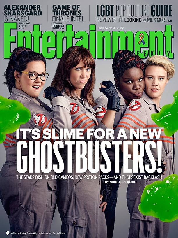 Ghostbusters_EW Cover