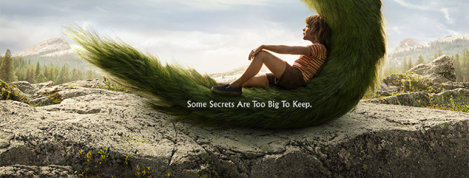 Pete's Dragon_Banner
