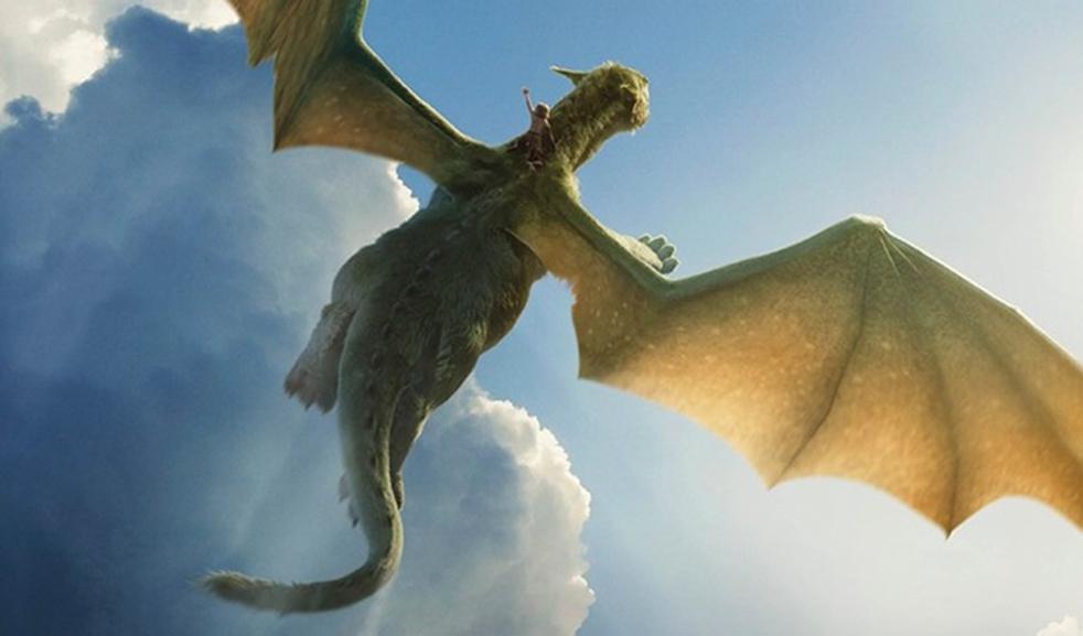 Pete's Dragon_International Poster2
