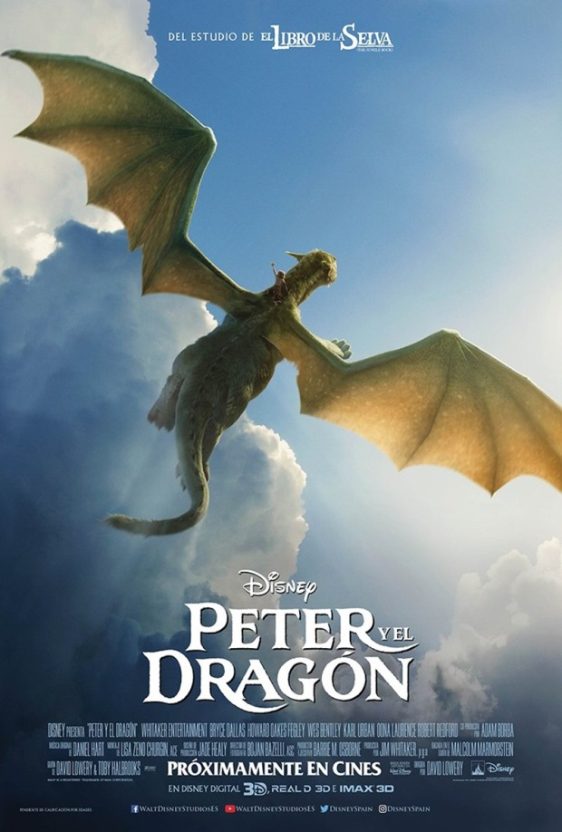 Pete's Dragon_International