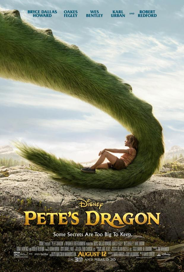 Pete's Dragon_Poster