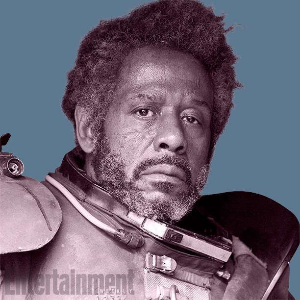 Saw Gerrera (Forest Whitaker)