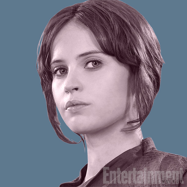 Jyn Erso (Felicity Jones)