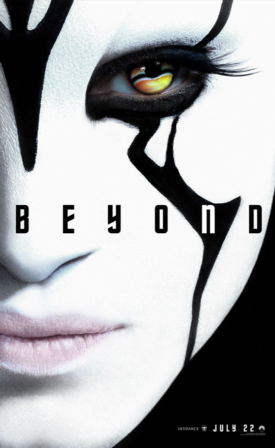Star Trek Beyond_Jaylah Poster