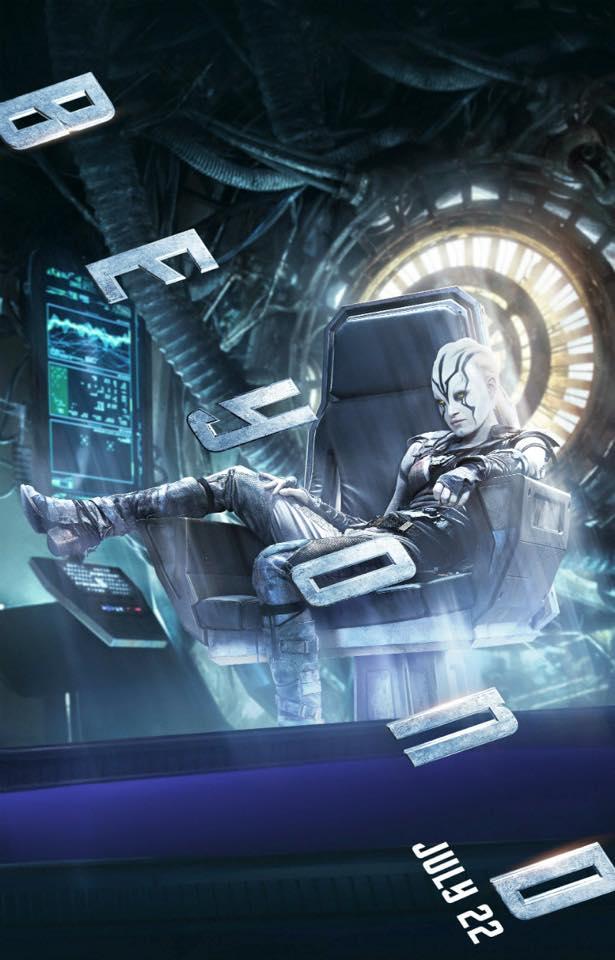 Star Trek Beyond_Jaylah Poster
