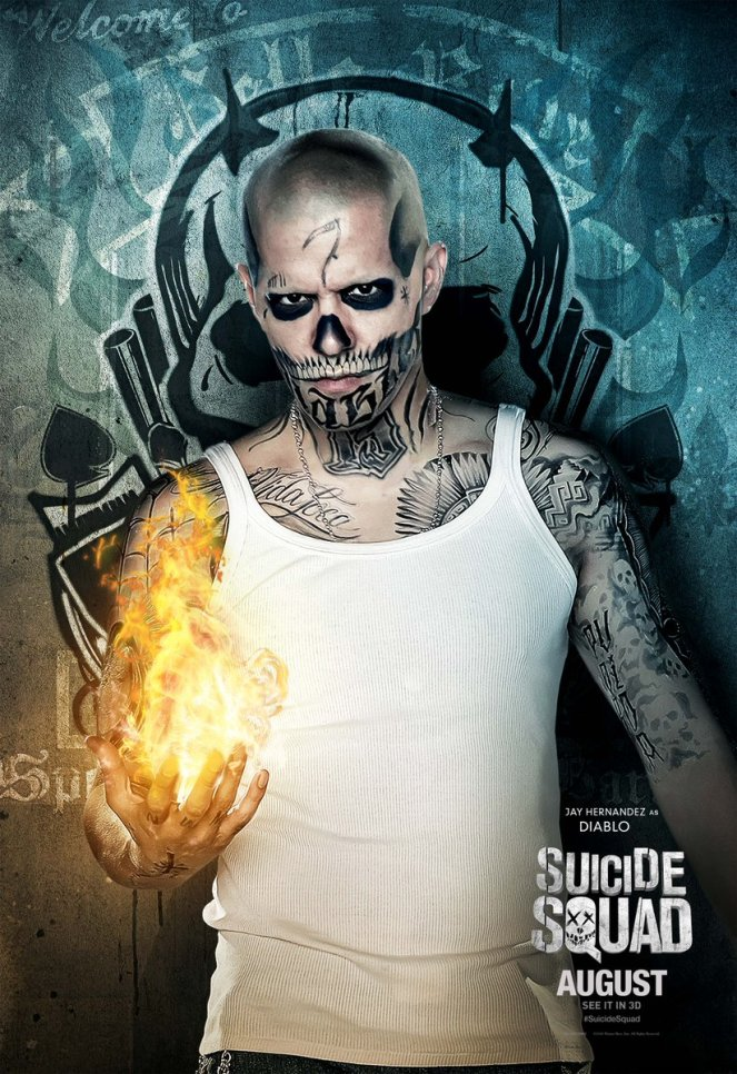 Suicide Squad_Character Poster