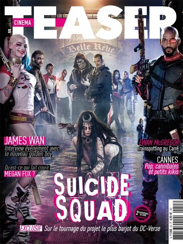 Suicide Squad_Cinemateaser Cover