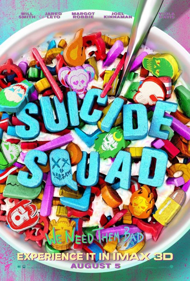 Suicide Squad_IMAX Poster