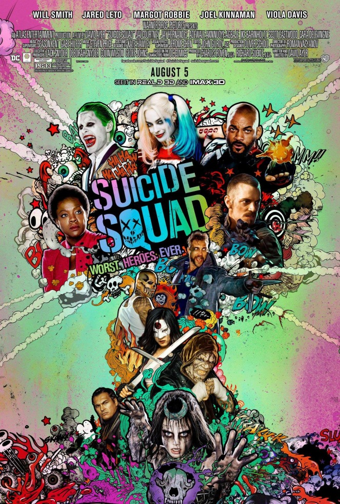Suicide Squad_Poster