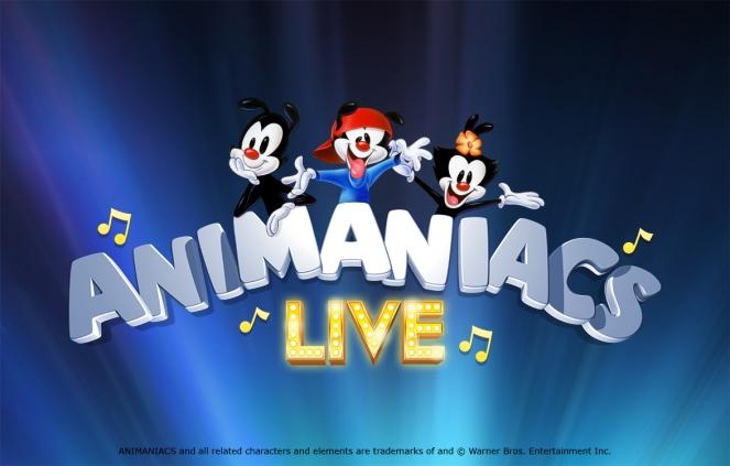 Animaniacs Live!
