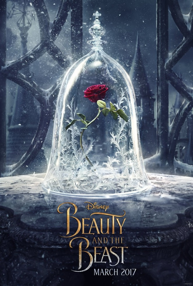 Beauty and the Beast_Teaser Poster