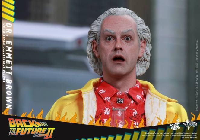 BTTF II_Dr Emmett Brown Collectible Figure (1)