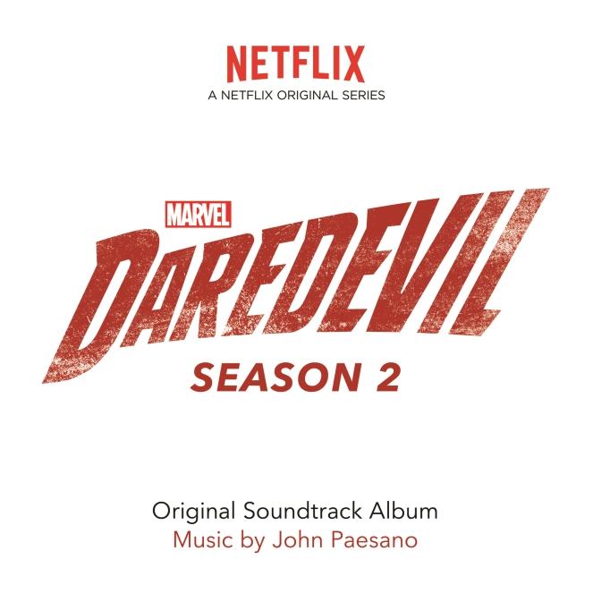 Hell S Kitchen Season 18 On Itunes: 'Daredevil' Season 2 Soundtrack Cover Art And Tracklist