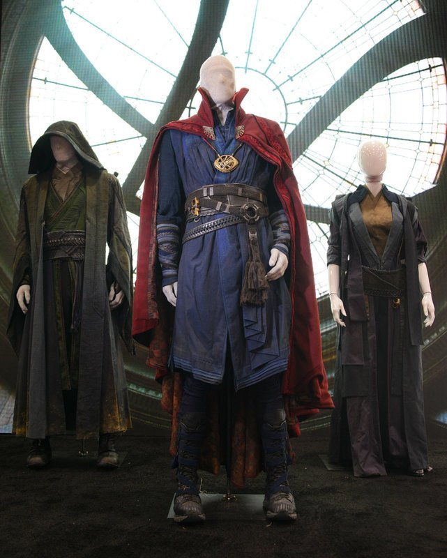 Doctor Strange_Comic Con_Costume (3)