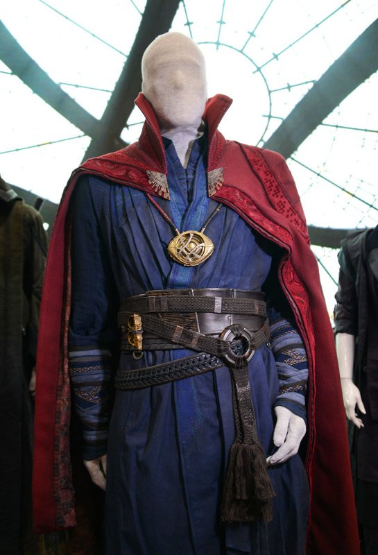 Doctor Strange_Comic Con_Costume