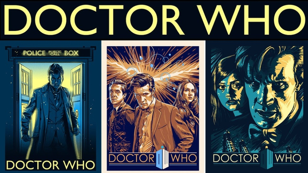 Doctor Who_Banner_by Alex Zablotsky