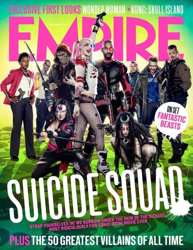 Empire Magazine_Suicide Cover