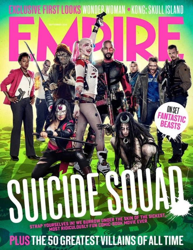 Empire Magazine_Suicide Cover