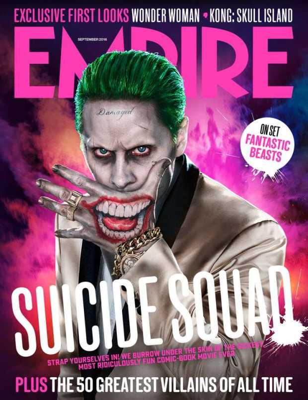 Empire Magazine_Suicide Squad_Joker
