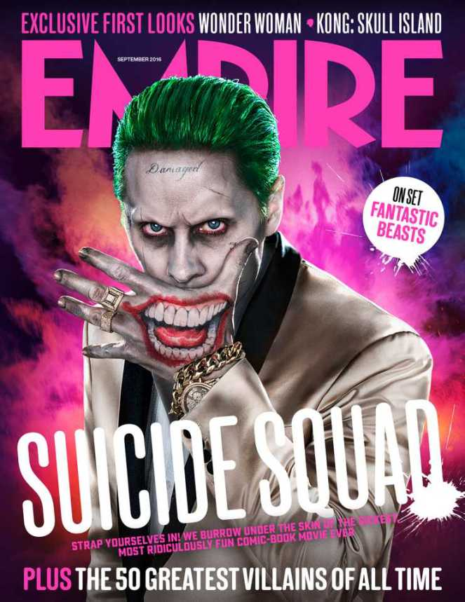 Empire Magazine_Suicide Squad_Joker