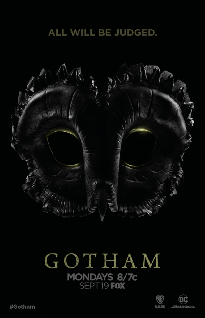 Gotham_Season 3_The Court Of Owls_Poster