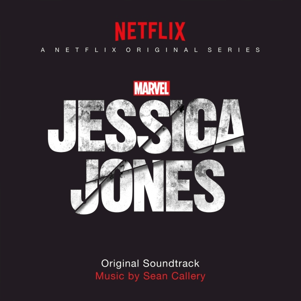 Jessica Jones_Cover Art_Soundtrack