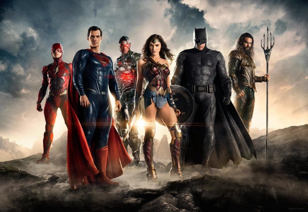 Justice League_First Look