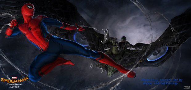 Spider-Man_Homecoming_Concept Art